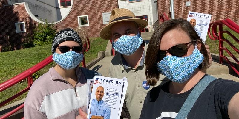 Hamden Dems Masks